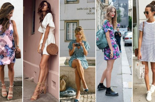 50 Summer Short Dresses Ideas