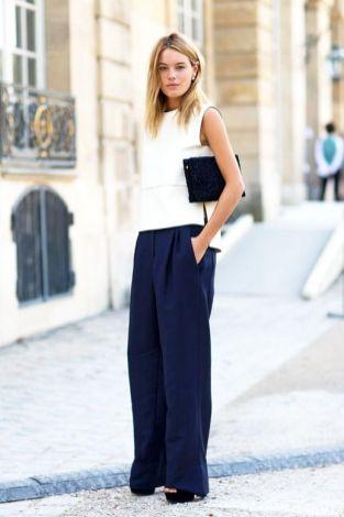50 White Sleeveless Top Outfits Ideas 33