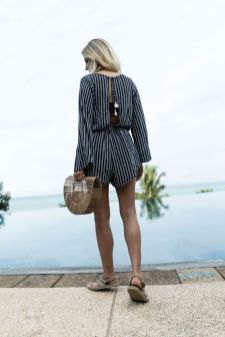 50 Woven and Bamboo Bags for Summer Ideas 40