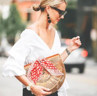 50 Woven and Bamboo Bags for Summer Ideas 50