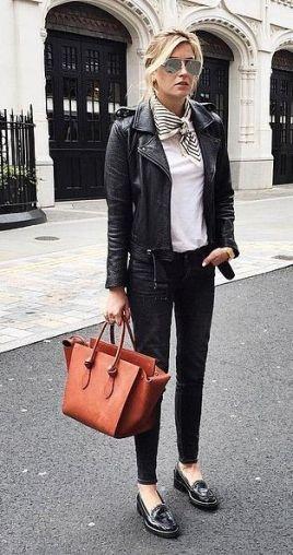 50 stilvolle Look Loafer Schuhe Street Styles Ideen 2