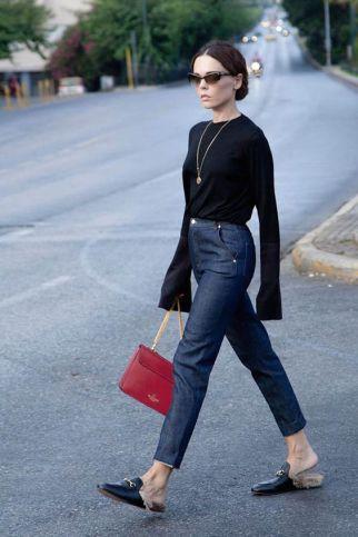 50 stilvolle Look Loafer Schuhe Street Styles Ideen 31