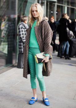 50 stilvolle Look Loafer Schuhe Street Styles Ideen 38