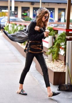 50 stilvolle Look Loafer Schuhe Street Styles Ideen 43