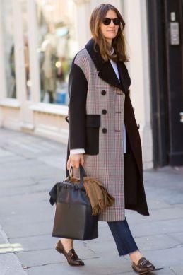 50 stilvolle Look Loafer Schuhe Street Styles Ideen 48