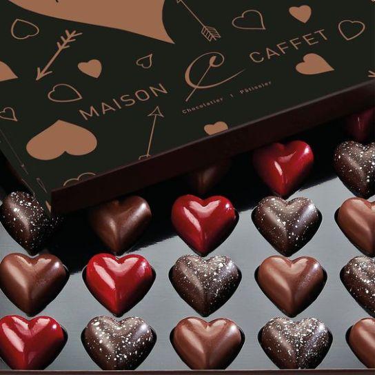 70 Schokoladengeschenk für Valentinstag Ideen 13