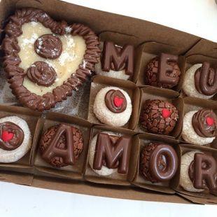 70 Schokoladengeschenk für Valentinstag Ideen 14