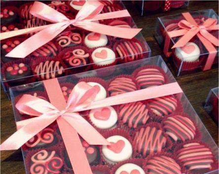 70 Schokoladengeschenk für Valentinstag Ideen 18 1