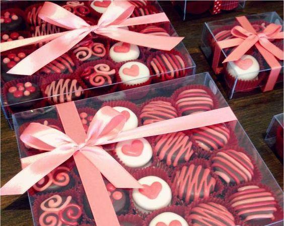 70 Schokoladengeschenk für Valentinstag Ideen 18