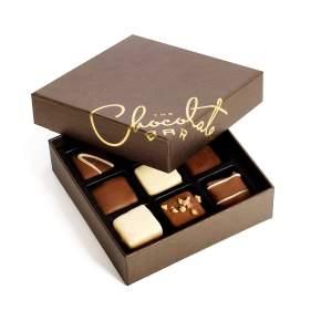 70 Schokoladengeschenk für Valentinstag Ideen 25