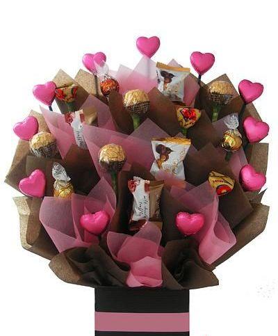 70 Schokoladengeschenk für Valentinstag Ideen 3