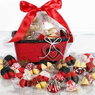 70 Schokoladengeschenk für Valentinstag Ideen 35