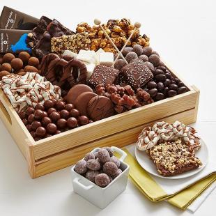 70 Schokoladengeschenk für Valentinstag Ideen 40