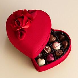 70 Schokoladengeschenk für Valentinstag Ideen 49 1