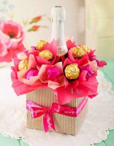 70 Schokoladengeschenk für Valentinstag Ideen 55
