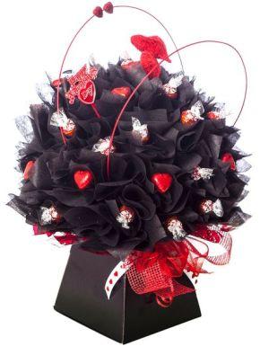 70 Schokoladengeschenk für Valentinstag Ideen 56