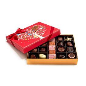 70 Schokoladengeschenk für Valentinstag Ideen 68