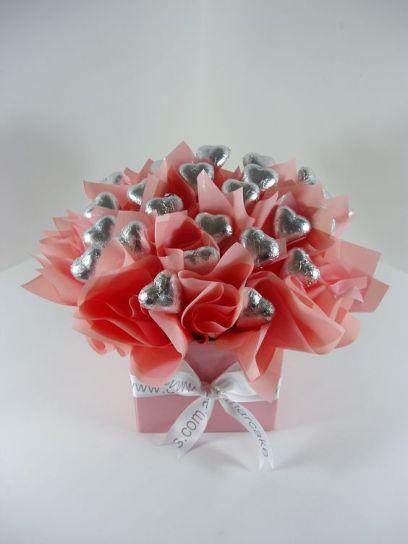 70 Schokoladengeschenk für Valentinstag Ideen 73