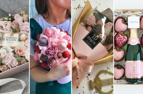 70 Schokoladengeschenk für Valentinstag Ideen