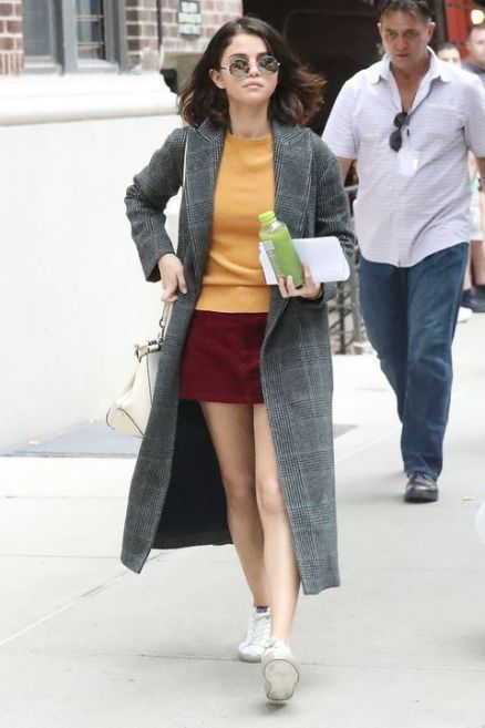 70 Ways Selena Gomes Styles with Sneakers Ideas 34
