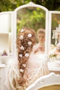 30 Bridal Victorian Hairstyles Ideas 13