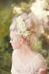 30 Bridal Victorian Hairstyles Ideas 14
