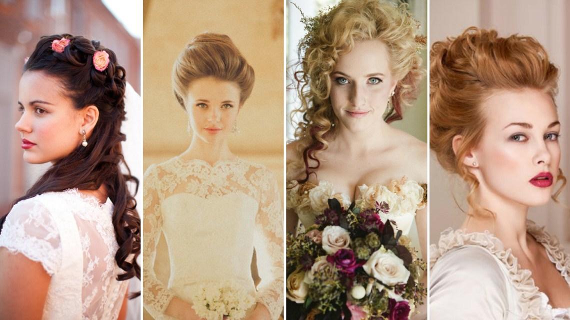 30 Bridal Victorian Hairstyles Ideas