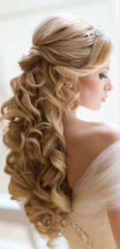 30 Simple Long Hairstyles for Party Look Ideas 1