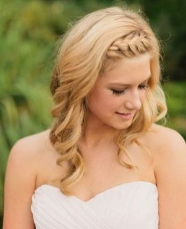 30 Simple Long Hairstyles for Party Look Ideas 17 1