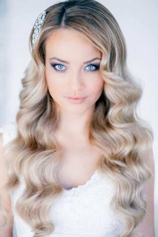 30 Simple Long Hairstyles for Party Look Ideas 25 1