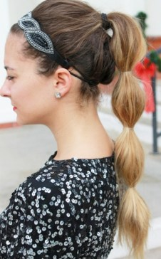 30 Simple Long Hairstyles for Party Look Ideas 27