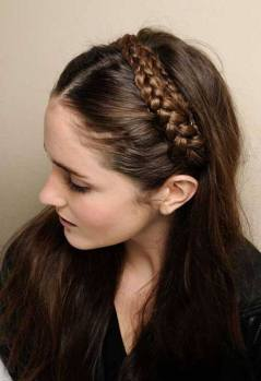 30 Simple Long Hairstyles for Party Look Ideas 4