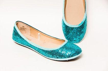40 Chic Sequin Shoes Ideas 12