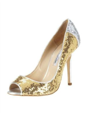 40 Chic Sequin Shoes Ideas 22