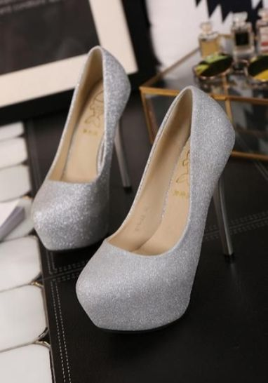 40 Chic Sequin Shoes Ideas 24