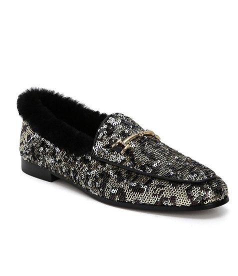 40 Chic Sequin Shoes Ideas 29