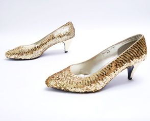 40 Chic Sequin Shoes Ideas 43