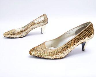 40 Chic Sequin Shoes Ideas 43