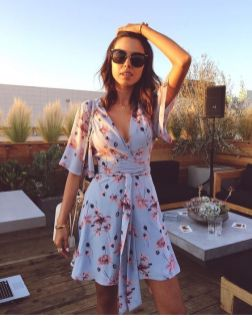 40 Fashionable Floral Print Dresses for Summer Ideas 28