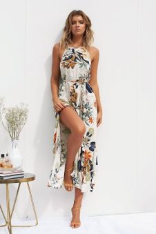 40 Fashionable Floral Print Dresses for Summer Ideas 46
