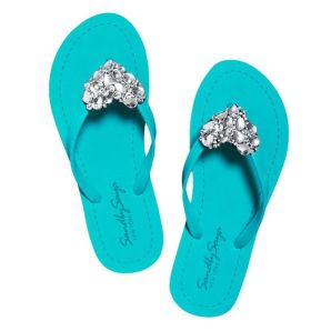 40 Glam Flat Sandals for Summer Ideas 7