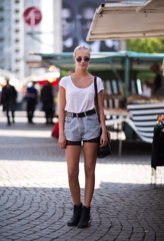 40 Hot pants Outfits for Perfect Summer Ideas 31