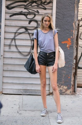 40 Hot pants Outfits for Perfect Summer Ideas 33