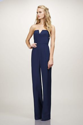 40 Jumpsuits Look for Bridemaids Ideas 16