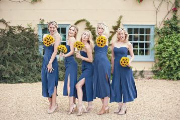 40 Jumpsuits Look for Bridemaids Ideas 23
