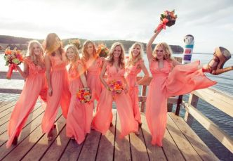 40 Jumpsuits Look for Bridemaids Ideas 27