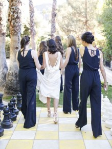 40 Jumpsuits Look for Bridemaids Ideas 31