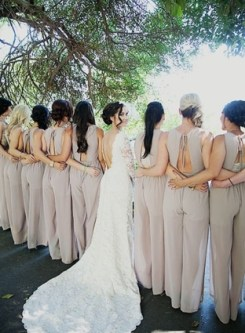 40 Jumpsuits Look for Bridemaids Ideas 33