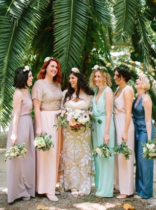 40 Jumpsuits Look for Bridemaids Ideas 34