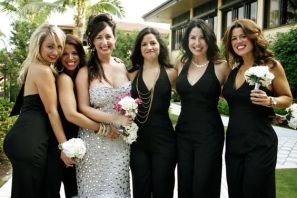 40 Jumpsuits Look for Bridemaids Ideas 5